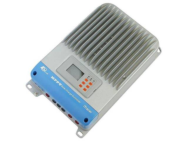 бу Контроллер заряда с дисплеем MPPT 30A 12/24/36/48В iT3415ND EPsolar (EPEver) в Львове