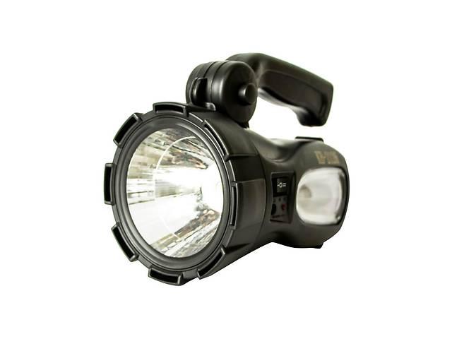 Мощный светодиодный аккумуляторный фонарь прожектор ZUKE переносной фонарь для охраны- объявление о продаже  в Харькове