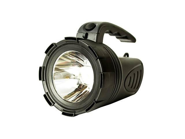 продам Мощный светодиодный аккумуляторный фонарь прожектор ZUKE переносной фонарь для охраны бу в Харькове