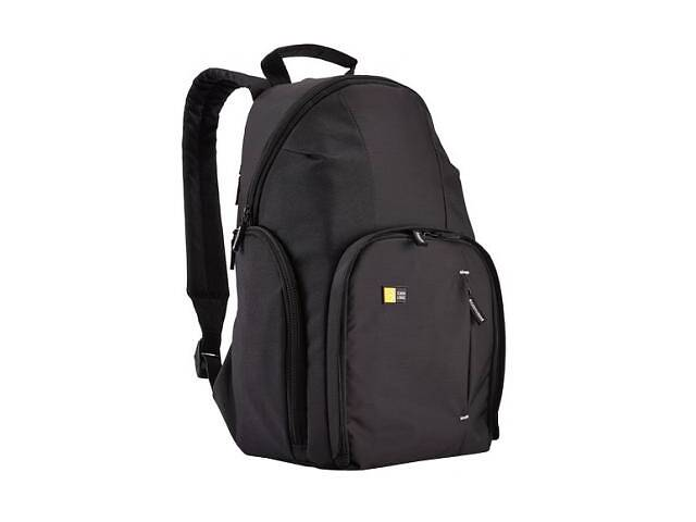 бу Фото-сумка CASE LOGIC TBC-411 Backpack Black (3201946) в Харкові