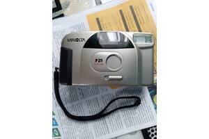 Фотоаппарат Minolta f25 на пленку