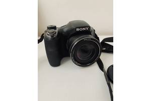 Фотоапарат SONY H300 BLACK
