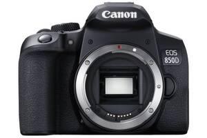 Фотоаппарат CANON EOS 850D Body (3925C017)