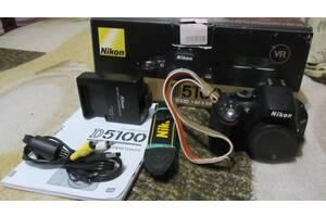 Фотоапарат NIKON D 5100 body! Суми!