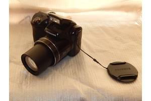 Фотоапарат Samsung WB100 Black