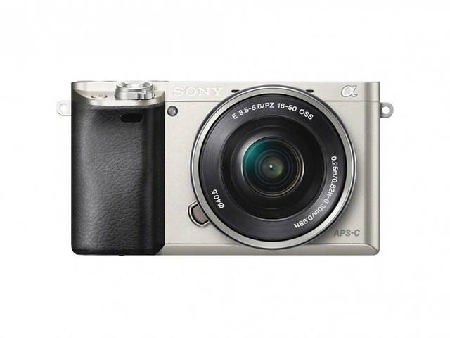 Фотоаппарат Sony Alpha A6000 kit (16-50mm) Silver- объявление о продаже  в Харкові