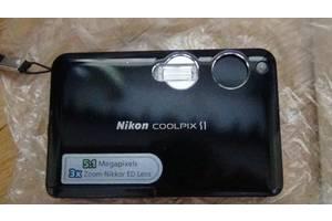 Фотоаппарат цифровой с функцией записи видео Nikon Coolpix S1
