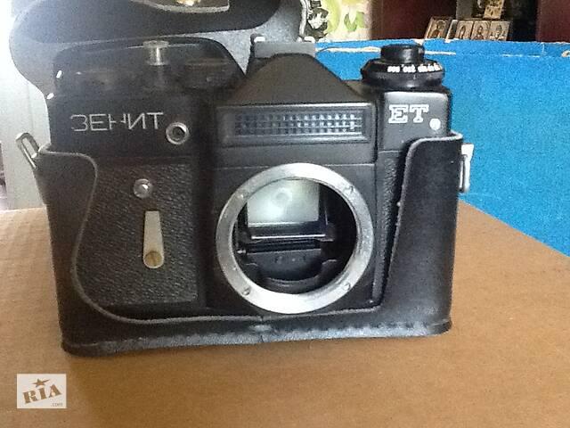 Фотоапарат ZENIT E- объявление о продаже  в Дніпрі (Дніпропетровськ)