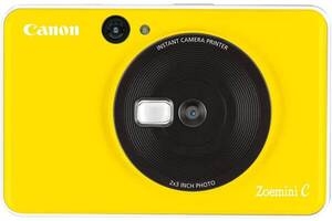 Фотокамера моментальной печати Canon ZOEMINI C CV123 Bumble Bee Yellow + 30 листов Zink PhotoPaper (3884C033)