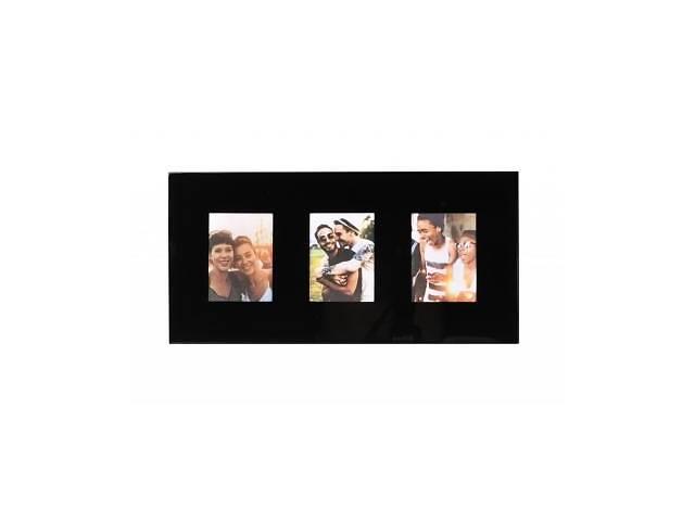 купить бу Фоторамка Fujifilm INSTAX TRIPLE MINI GLASS FRAME (70100139562) в Харькове