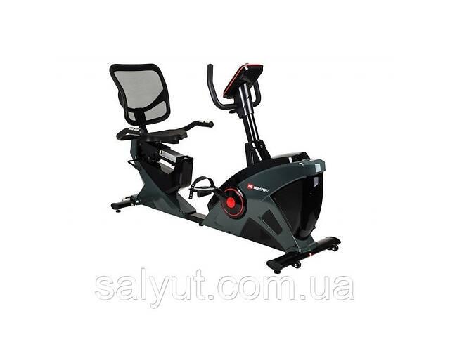 купить бу Горизонтальный велотренажер Hop-Sport HS-070L Helix в Львове