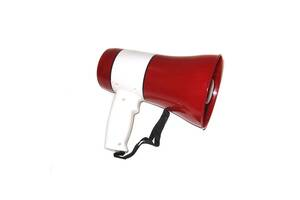 Громкоговоритель рупор ручной мегафон аккумуляторный Megaphone UKC ER-22 (gr_008331)