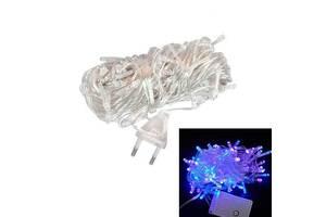 Світлодіодна гірлянда новорічна цвітна 100 LED 8.5 м