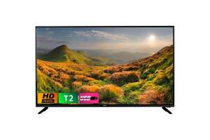КАЧЕСТВЕННЫЙ Телевизор Bravis LED-32G5000 + T2 black