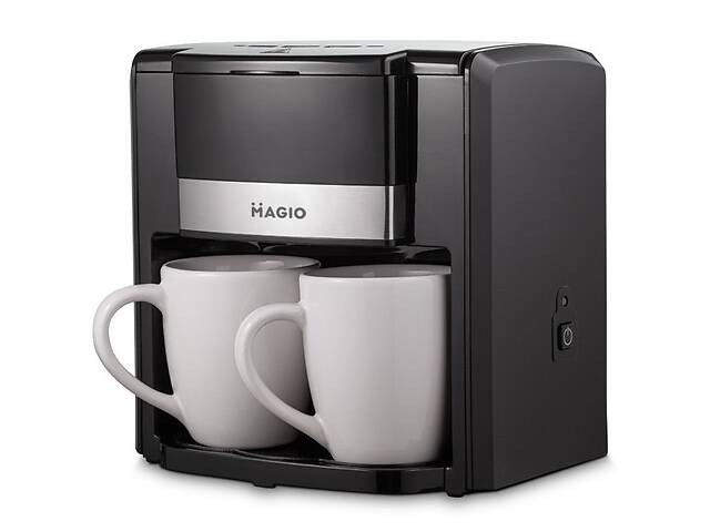 Крапельна кавоварка Magio Mg-450 500W в наборі з 2 чашками- объявление о продаже  в Харкові