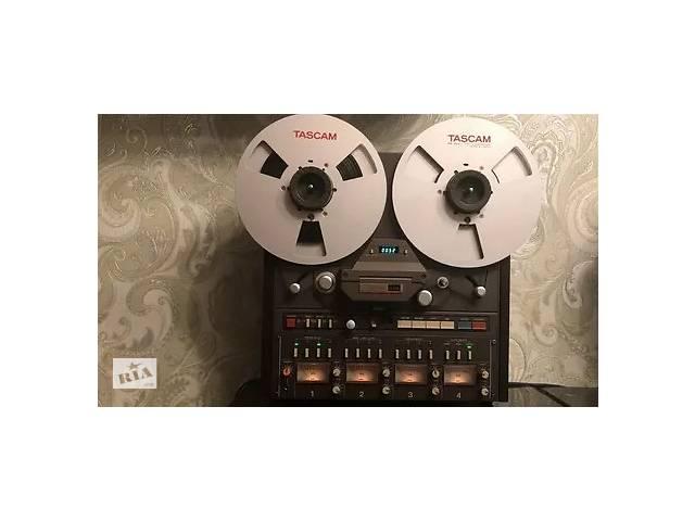 Катушечный стерео магнитофон Tascam 34B
