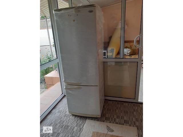 купить бу Холодильник АТЛАНТ МХМ 1707 двокамерний, двохкомпресорний в Одесі