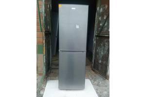 Холодильник в нержавейке двух камерный б.у из Европы
