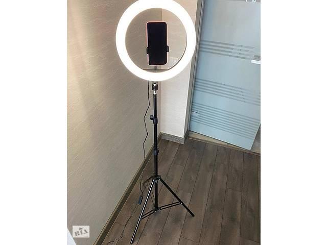 купить бу Кольцевая Лампа 26см LeD 26 Beauty Lamp в Кривом Роге