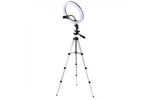 Кольцевая лампа на штативе 102 см