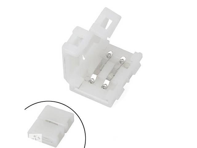 продам Коннектор зажимной 2pin для светодиодных лент 10мм SMD 5050 WS2811 WS2812 бу в Киеве