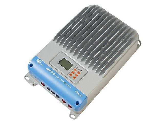 продам Контроллер MPPT 45A 12/24/36/48В с дисплеем iT4415ND EPsolar (EPEVER) бу в Одессе
