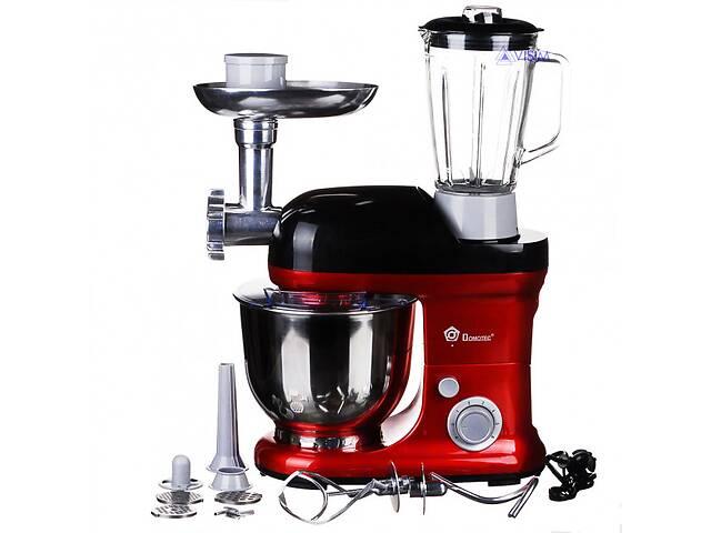 Кухонный комбайн Domotec MS-2050 1200W 5л Красный (gr_010818)- объявление о продаже  в Києві