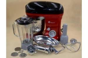 Кухонный Комбайн Domotec MS-2051 4в1 3000W тестомес/миксер/блендер/мясорубка