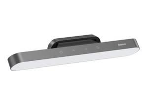 Лампа аккумуляторная магнитная Baseus DGXC-C0G Серая (gr_017212)