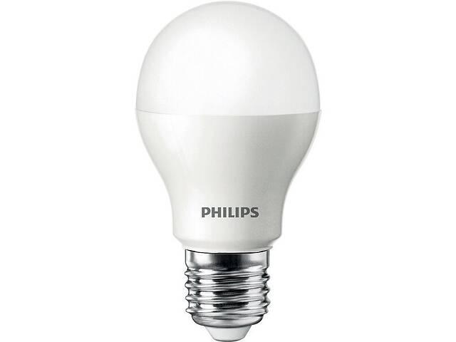 Лампа светодиодная Philips ESS LEDBulb 5W E27 4000K 230V 1CT/12 RCA- объявление о продаже  в Киеве