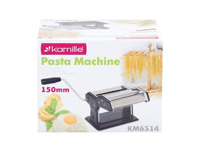 Локшинорізка 150 мм настільна механічна з нержавіючої сталі Kamille- объявление о продаже  в Черкасах