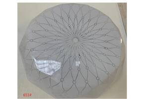 Лэд светильник (настенно-потолочный) 651-260