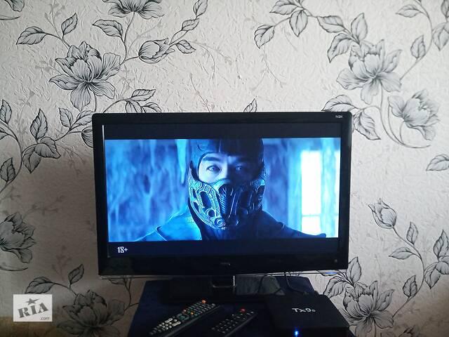 LED телевизор BBK FHD 23.6 дюйма Срочно!- объявление о продаже  в Полтаве