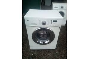 LG машинка стиральная автомат узкая 45 см в глубину б.у из Европы