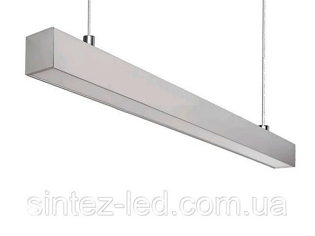 бу Линейный светодиодный подвесной светильник INNOVA 40W 4000K белый 1185mm 220V IP20Код.59764 в Киеве