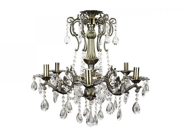 купить бу Люстра свеча 11549/6 Бронза 60х61х61 см. в Одессе