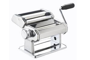Машина для приготовления пасты KitchenCraft WFIT Deluxe с двумя насадками Серебристая (160591)
