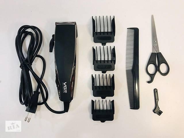 Профессиональная проводная машинка для стрижки волос VGR V 033 машинка для волос- объявление о продаже  в Харькове