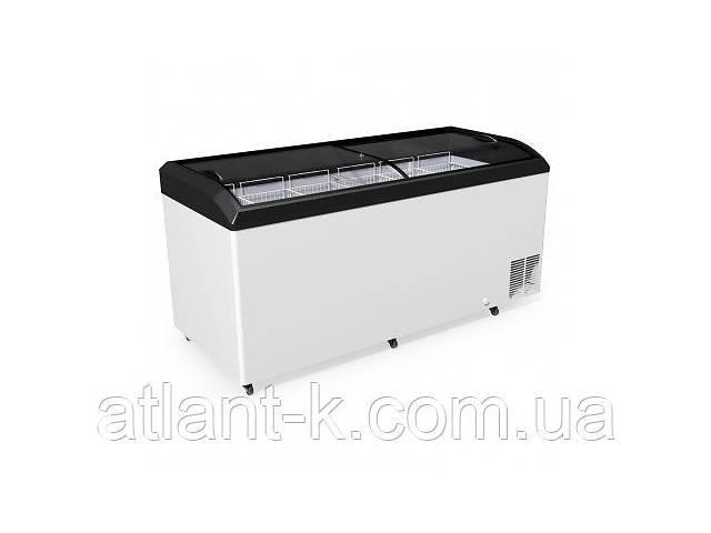 продам Морозильная боннета JUKA  M 800 S с гнутым стеклом, 822 л бу в Киеве