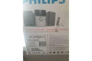 Музыкальный центр Philips MCM205/12