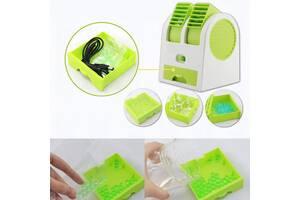 Настольный вентилятор Mini Fan air conditioning