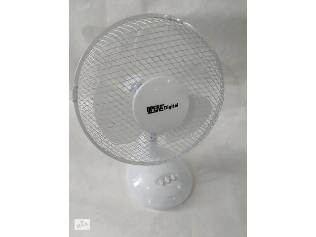 бу Настольный вентилятор Opera Digital OD-0312 в Мариуполе