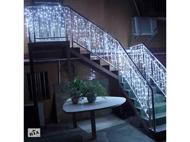 продам Новогодняя гирлянда | Белая Гирлянда 100 LED 9м бу в Одессе