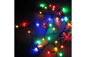 Новорічна світлодіодна гірлянда LED 200 діодів мульти M4