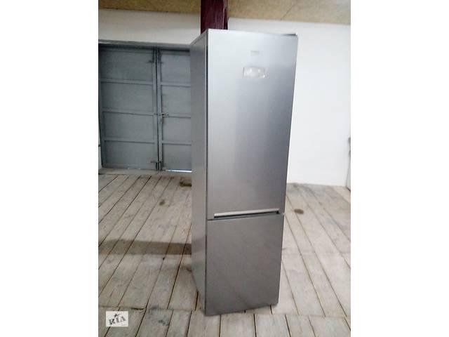 бу Новый холодильник ВЕКО из Европы в нержавейке-2 м. в Каменке-Бугской