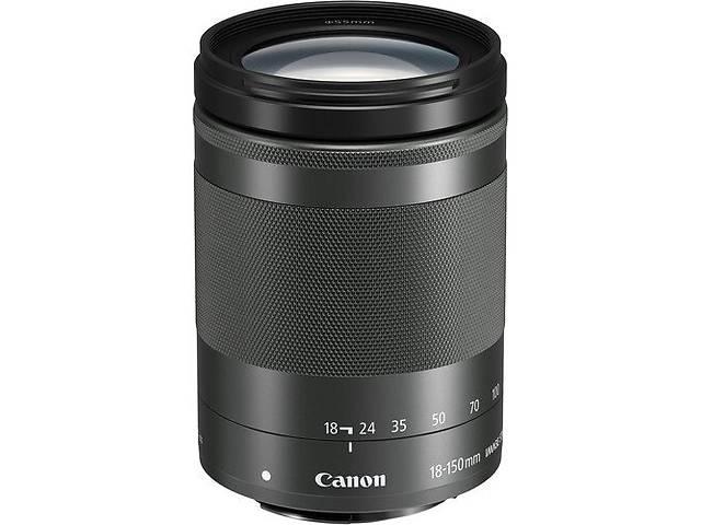 купить бу Объектив Canon EF-M 18-150 mm f/3.5-6.3 IS STM (1375C005) в Киеве