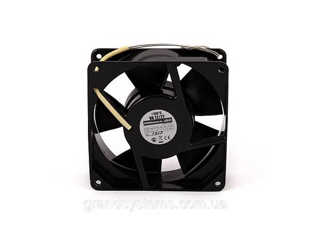 купить бу Осевой высокотемпературный вентилятор MMotors VA 12/2 (+140°С) в Киеве