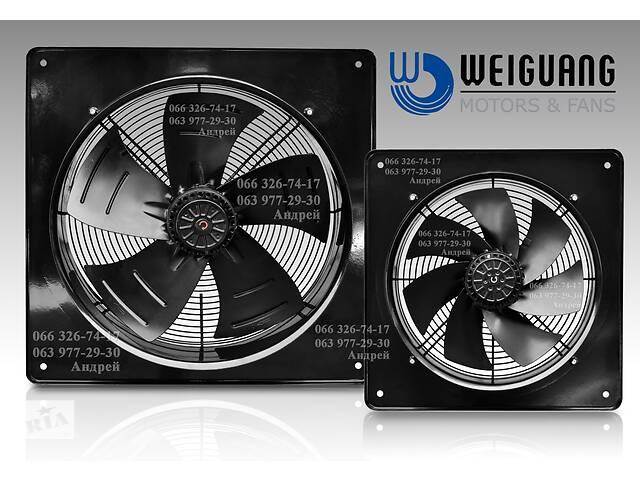 Осевые вентиляторы WEIGUANG в квадратной раме- объявление о продаже  в Одесі