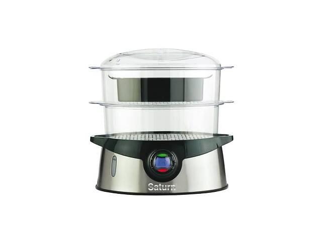 Пароварка SATURN ST-EC0104- объявление о продаже  в Харкові