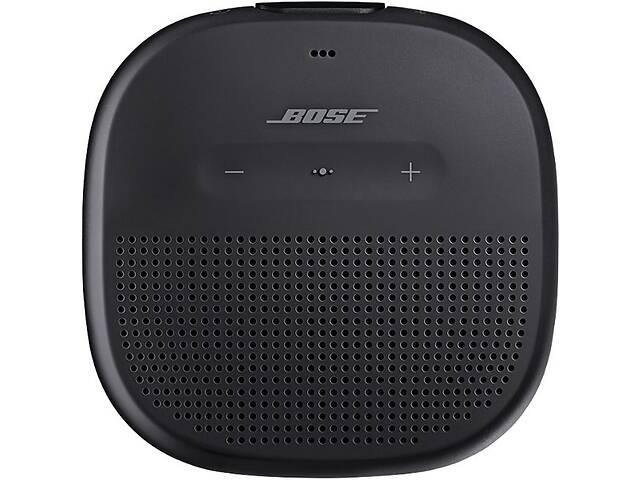 Портативная колонка Bose SoundLink Micro Black Черный- объявление о продаже  в Полтаве